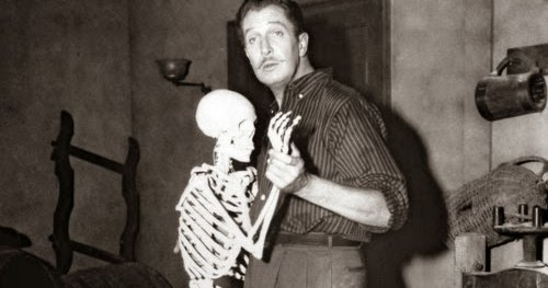 At the drive in house on haunted hill 31 days of classic horror films on xanaland for Classic haunted house movies