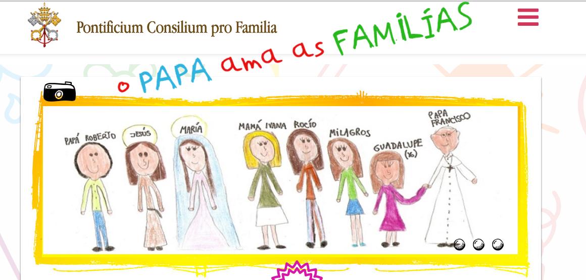 Site do Vaticano para as crianças!