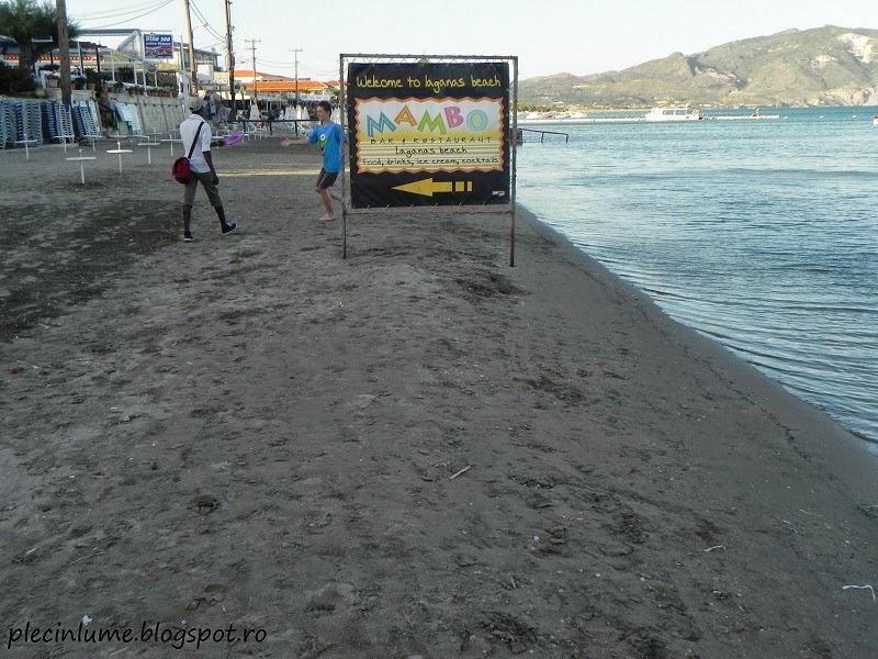 Plaja din Laganas