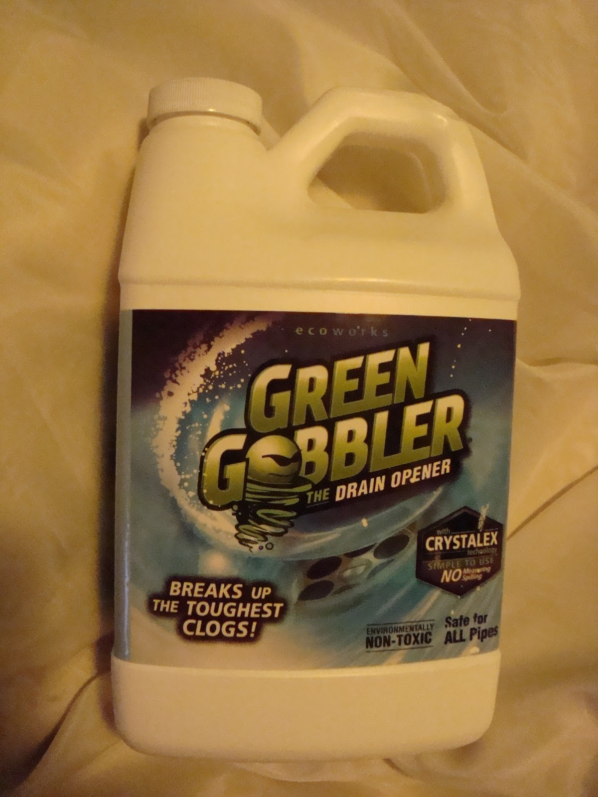 I Should Be In The Kitchen Product Review Green Gobbler The Drain