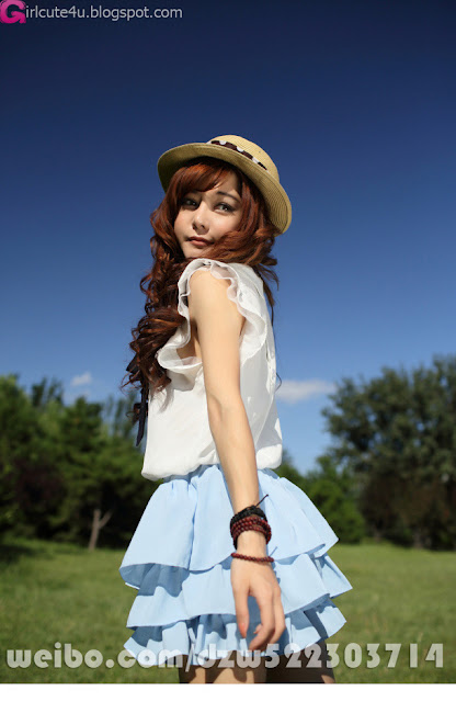 2 Duan Zhi Wei Lang - cute sweetheart-Very cute asian girl - girlcute4u.blogspot.com