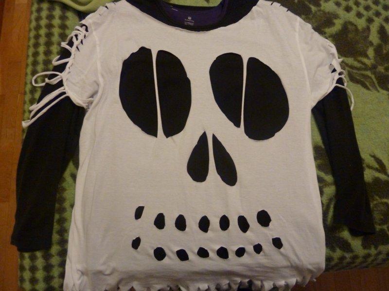 Cortar T-shirt