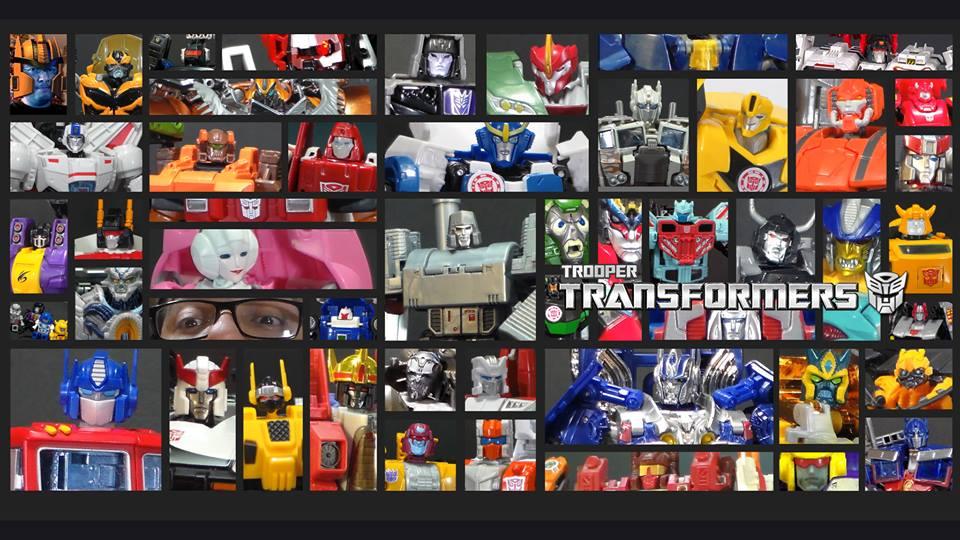BlogTrooper Transformers en español