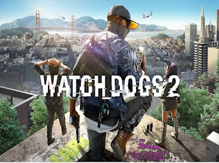 Game Watch Dogs 2 icon