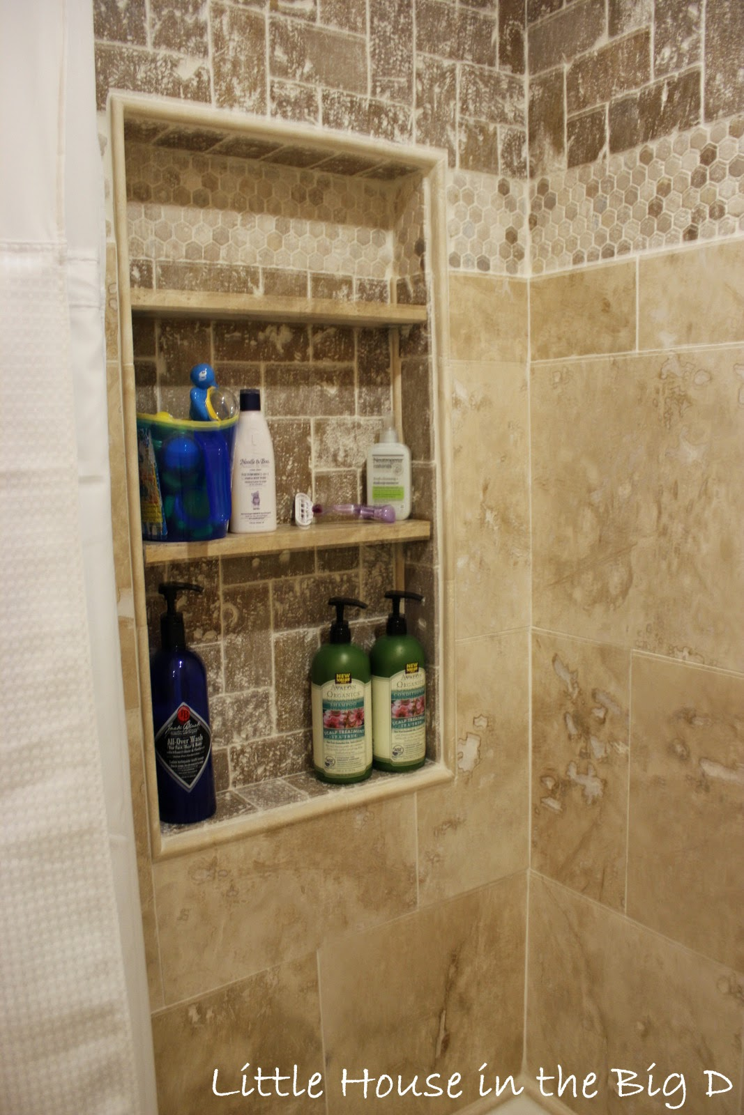 Trend No more rack hanging from the shower head no more gross bathtub corners with soap scum Everyone has a home