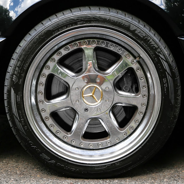 mercedes benz r129 wheels