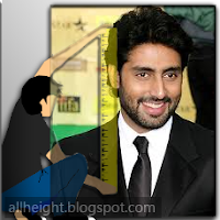 Abhishek Bachchan Height - How Tall