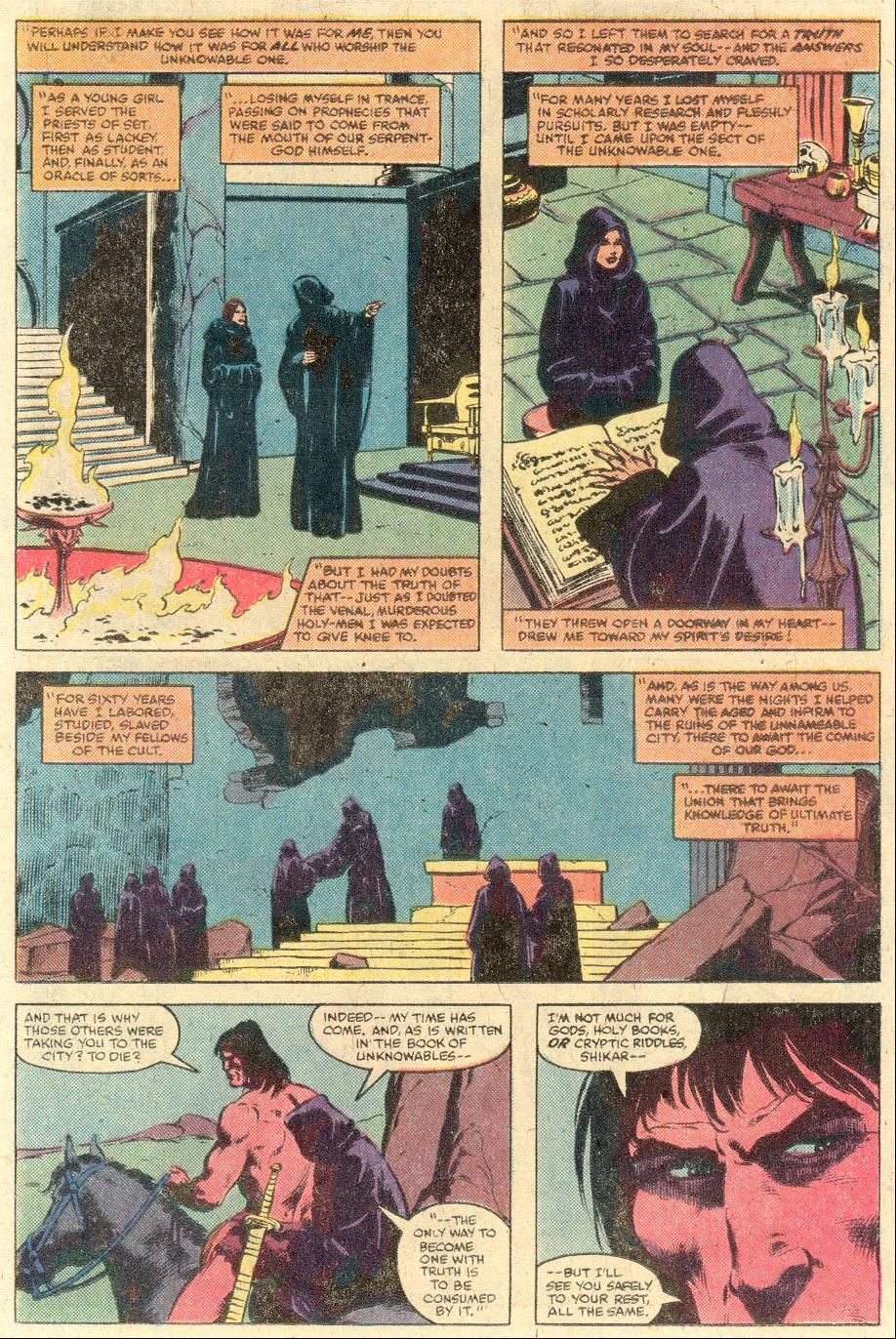 Conan the Barbarian (1970) Issue #126 #138 - English 8