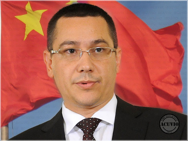 Victor Ponta funny photo Made in China