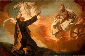 Elijah by James Thornton