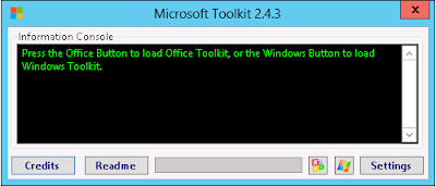 Microsoft Toolkit Official KMS Solution for Microsoft Products