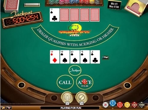 free online casino video games