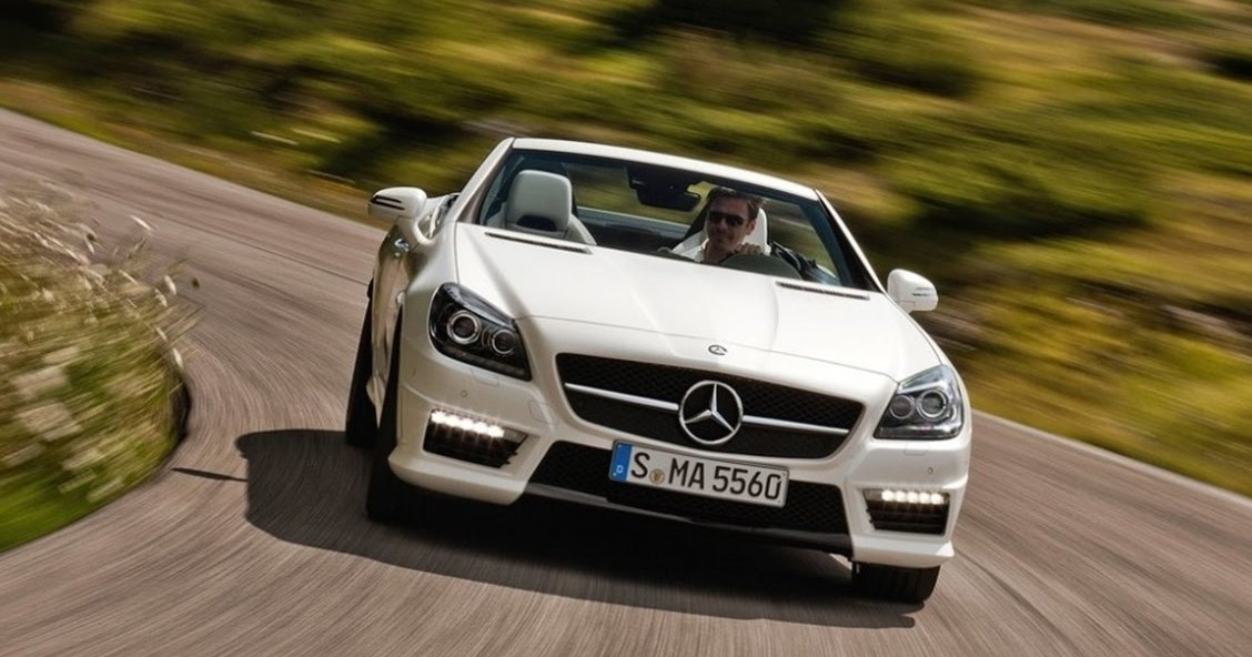 la gazette automobile nouveaux moteurs mercedes slk 55 amg et 250 cdi. Black Bedroom Furniture Sets. Home Design Ideas