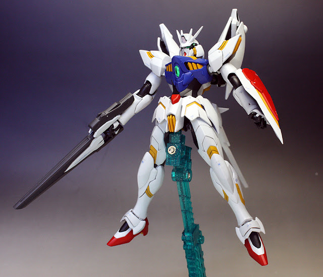 HG 1/144 Gundam Legilis - Painted Build