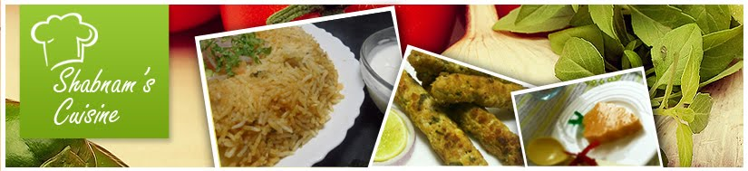 Shabnam's Cuisine
