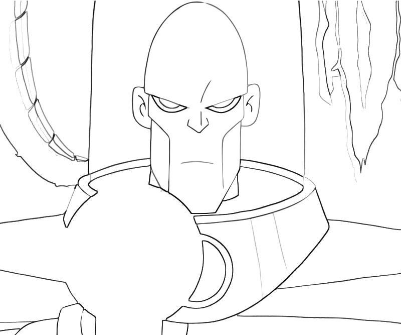 batman-arkham-city-mr-freeze-cartoon-coloring-pages