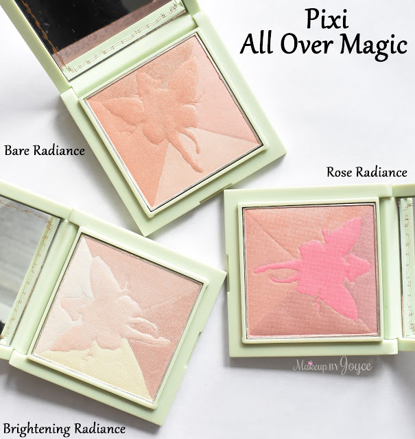 Pixi All Over Magic Bare Radiance Powder Review