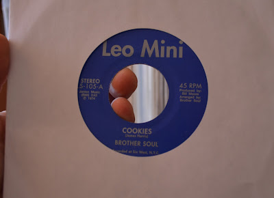 Brother Soul - Cookies/Do It Good   1974 (Leo Mini)