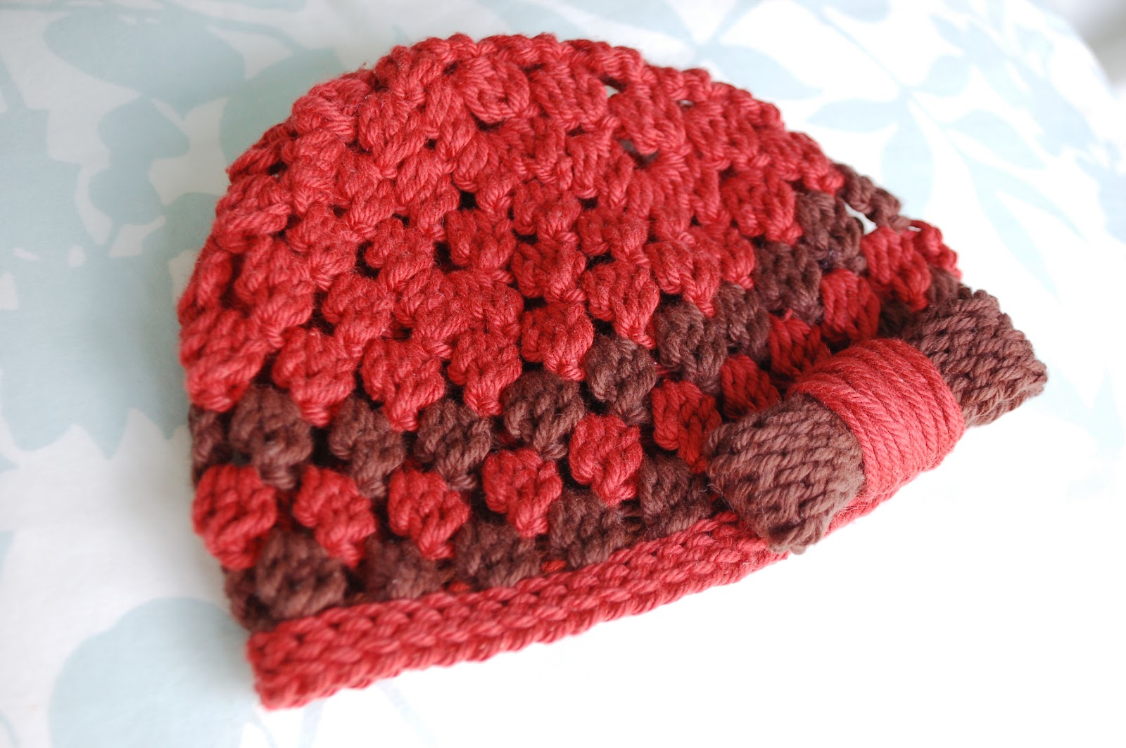 Crocheting Clusters : free crochet cluster hat newborn pattern Car Tuning