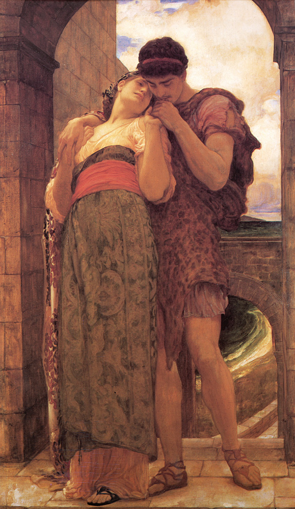 lord frederick leighton married