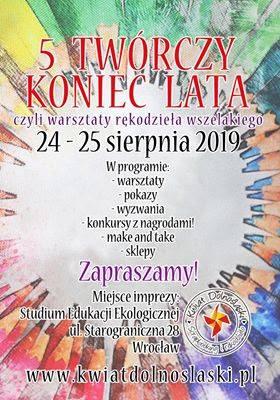 5 Twórczy Koniec Lata - Wrocław