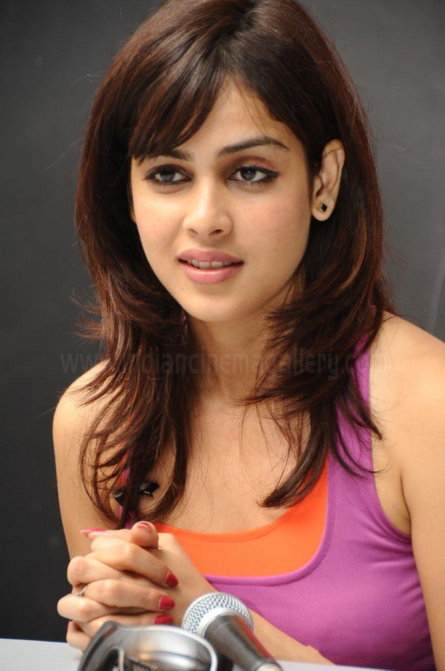 Indian Hot Actress Genelia D'