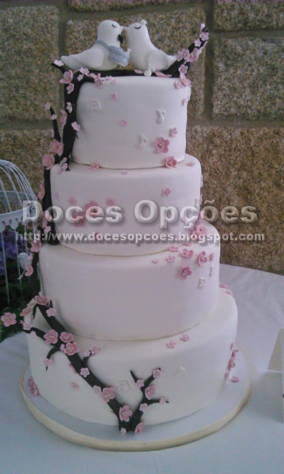 Bolo de casamento miranda douro