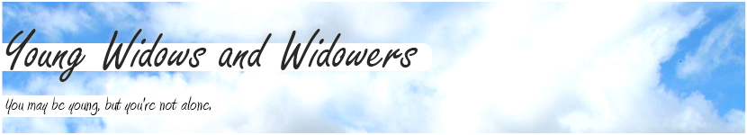 Young Widows and Widowers
