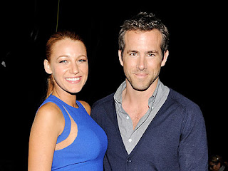 Blake Lively and Ryan Reynolds got married this weekend