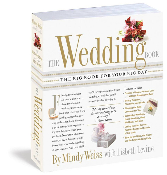 The Only Wedding Planning Book You Need {Wedding Wednesday}