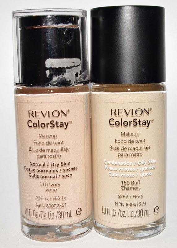 Revlon Colorstay - mój niezawodny hit :)