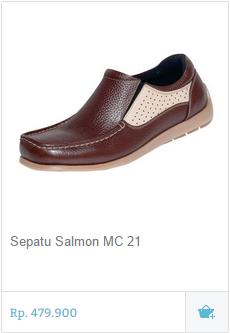 Harga Sepatu Salmon Original
