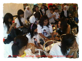 Mini Gathering Teman TerINDAH Makassar with IDP [image by @TemanTerINDAH]