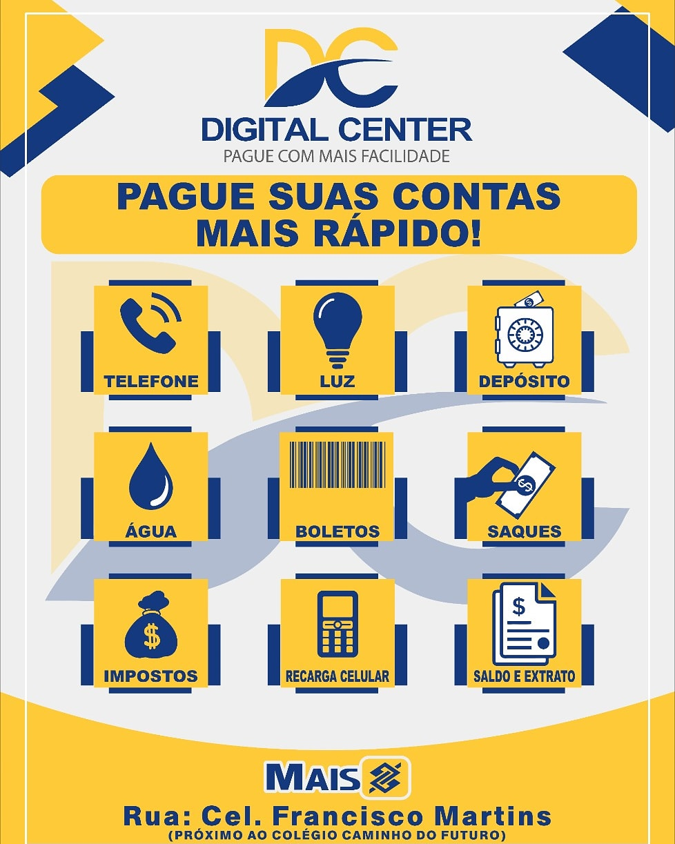 """DC Digital Center""."