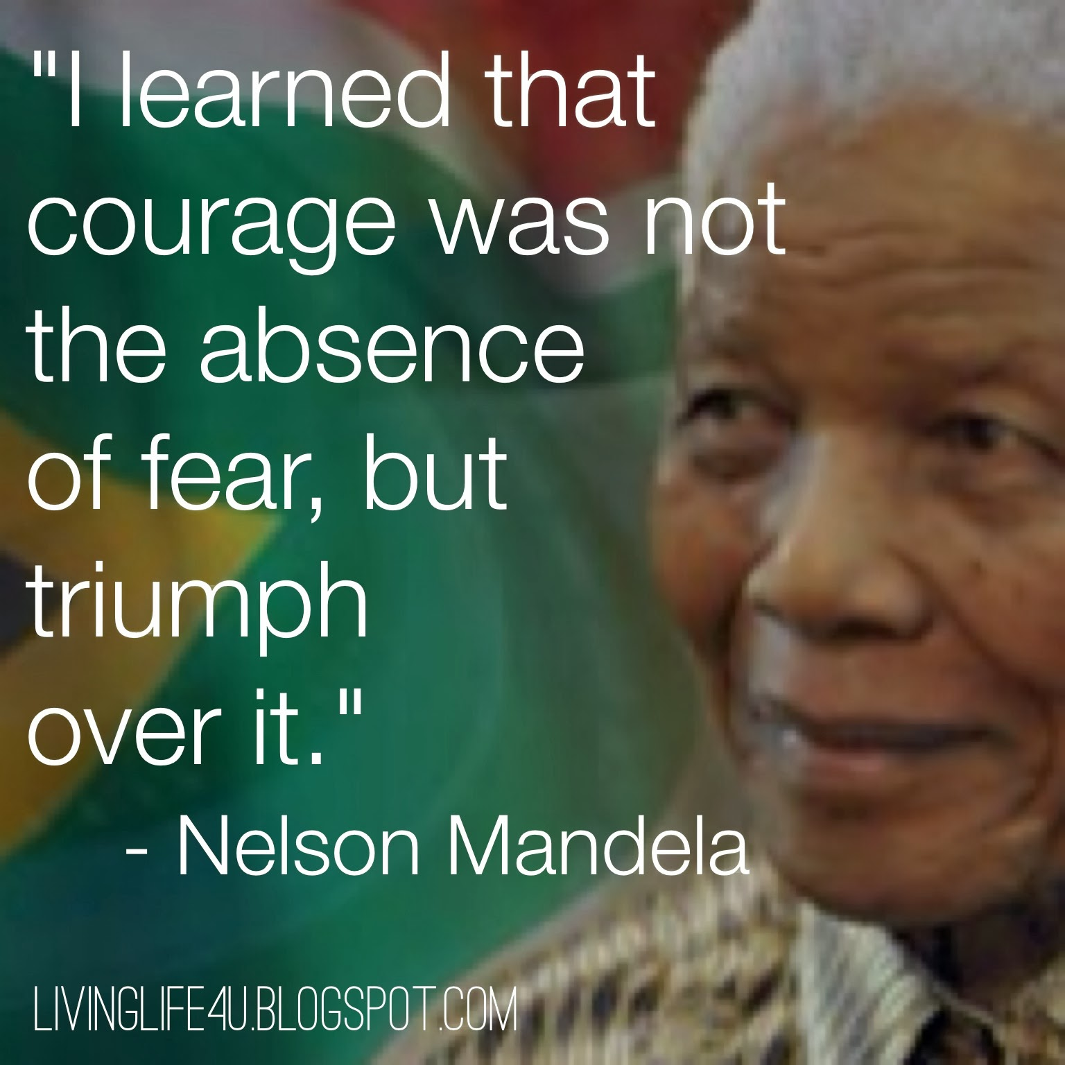 """nelson mandela courage We share the spoken words of dr maya angelou reciting her tribute poem for nelson mandela, his day is done as dr angelou says, """"we lift our tearful voices to say thank you."""