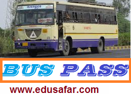 GSRTC Bus Pass  Form