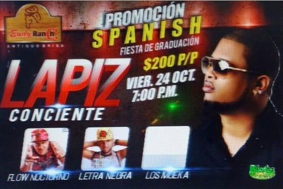 LAPIZ CONCIENTE EN EUDY RANCH