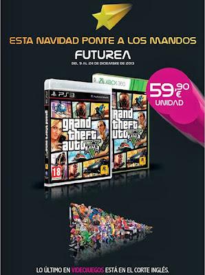 Videojuegos el corte ingles catalogo de navidad 2013 - El corte ingles catalogo digital ...