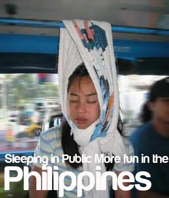 funny-filipino-sleeping-jeepney - Sacrifices on Long Distance Relationship - Love Talk