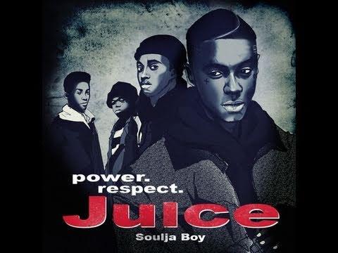 Capa da mixtape Juice
