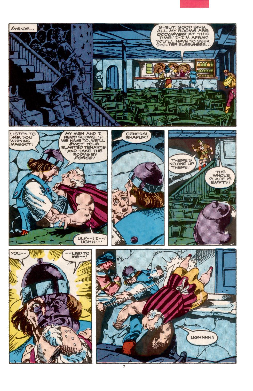 Conan the Barbarian (1970) Issue #202 #214 - English 8