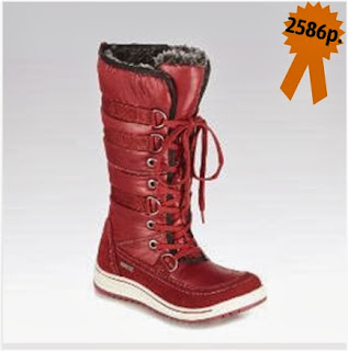 Зимняя обувь, сапоги из кожи с мембраной Tex
