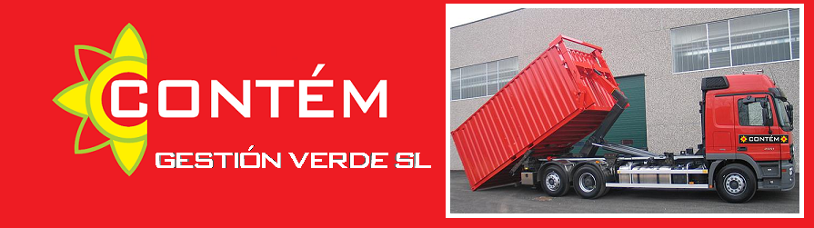 CONTEM CONTENEDORES ASTURIAS Gijon Oviedo Aviles - Transporte Residuos y Escombros