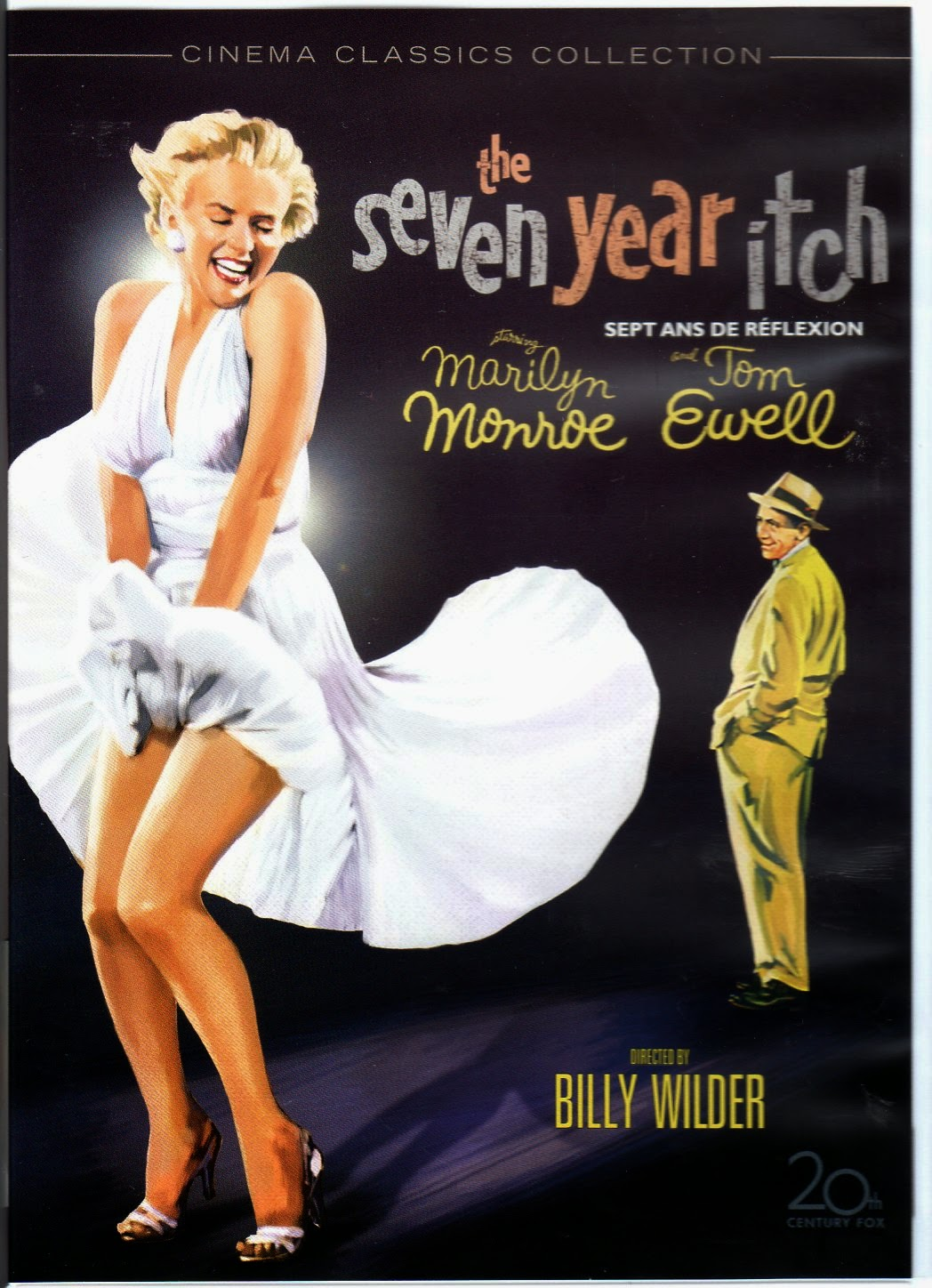 Watch The Seven Year Itch (1955) Online, The Seven Year ...