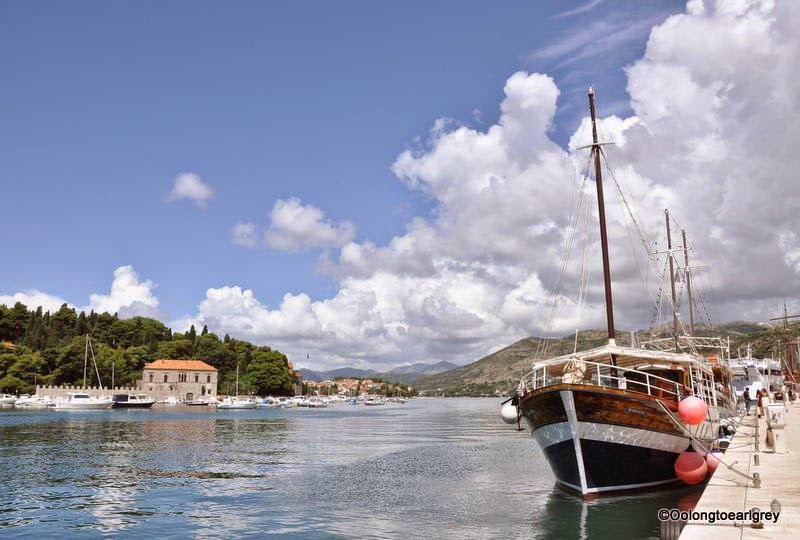 Lapad Bay, Dubrovnik