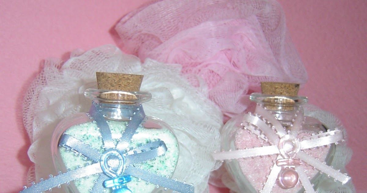 Baby Shower Decor Homemade ~ Baby shower: homemade baby shower favors