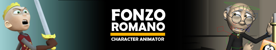FONZO ANIMATION!