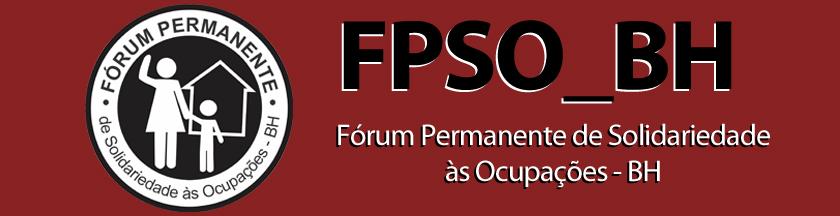 Fórum Permanente de Solidariedade às Ocupações - BH