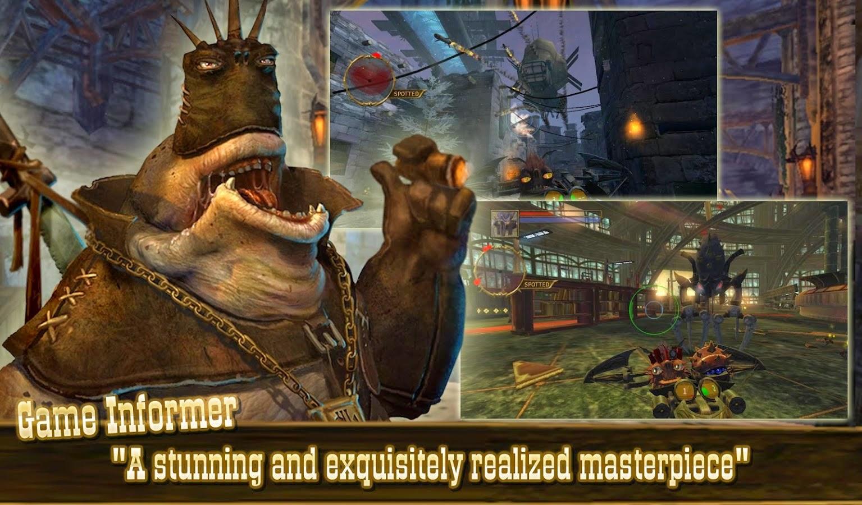 Oddworld: Stranger's Wrath Apk Obb Android