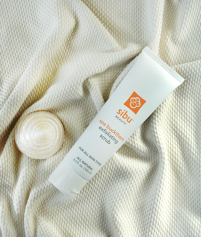Sibu Beauty Sea Buckthorn Exfoliating Scrub Review